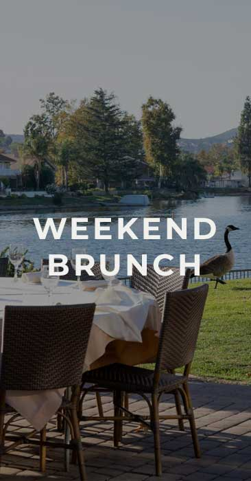 Weekend Brunch Menu